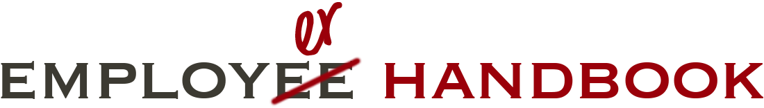 Texas Employer Handbook logo